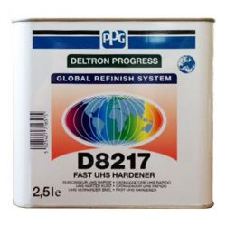 Durcisseur PPG rapide D8217 Deltron Progress en 2.5 L