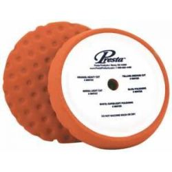 Mousse de polissage Orange PRESTA 220mm
