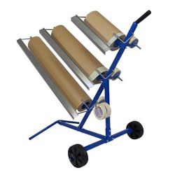 Chariot Kraft 3 Rouleaux