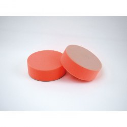 Disque mousse de polissage orange ( dur)