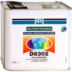 Durcisseur PPG standard D8302 Deltron Progress en 2.5 L
